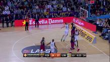 Alex Abrines, tip-in