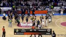 Fenerbache advances to the Final Four