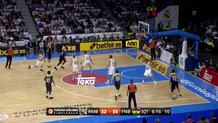 Bogdan Bogdanovic (Fenerbahce) four-point play