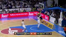 Bogdan Bogdanovic (Fenerbahce) one-man fast break