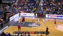De Colo sinks it before shot-clock expires