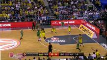 Bourousis banks in a triple