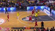 Teodosic makes tough floater
