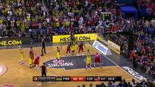 Sloukas free throw