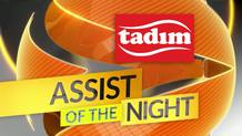 Tadim Assist of the Night: Othello Hunter, Real Madrid (2016/10/25)