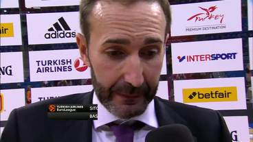 Post-Game Interview: Sito Alonso, Baskonia