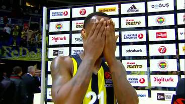 Post-Game Interview: James Nunnally, Fenerbahce Istanbul