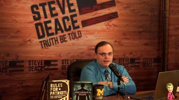 Ep4 | PROGRESSIVES ACTUALLY LEARNED A LESSON | Mike Woody at the Movies | Deace Group #001