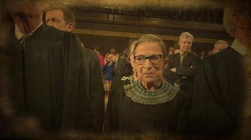 EP089 | Ruth Bader Ginsburg trashes Trump | Richard Posner and the Constitution