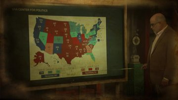 EP104 | Electoral Map | Red battleground states turning blue | Obama pays ransom for hostages in Iran