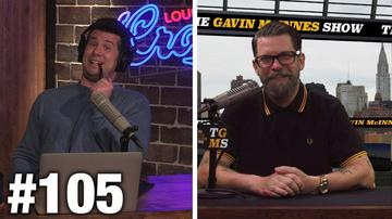 #105 Gavin McInnes and Obama's Farewell | Louder With Crowder