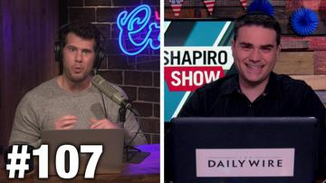 #107 TRUMP'S 'ILLEGITIMATE?!' Ben Shapiro | Louder With Crowder