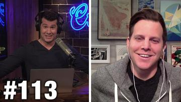 #113 TRUMP GOES FULL GANGSTA! Dave Rubin Guests | Louder With Crowder