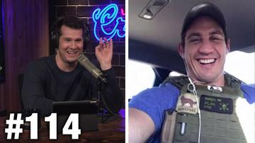 #114 FAKE NEWS vs. TRUMP! Tim Kennedy Guests | Louder With Crowder