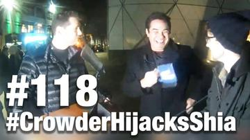 #118 CROWDER HIJACKS SHIA! Dean Cain Guests | Louder With Crowder