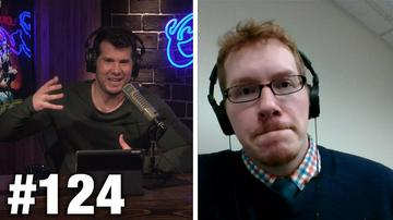 #124 MILO, NAZIS AND PEW DIE PIE! Chad with AIDS Guests | Louder With Crowder