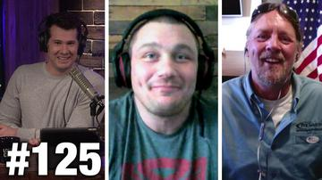#125 SWEDEN IS AWESOME! Matt Mitrione Guests   Louder With Crowder