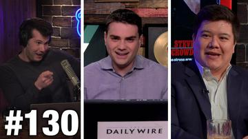 #130 TRUMP CAN'T WIN! Ben Shapiro and Bill Richmond Guest | Louder With Crowder