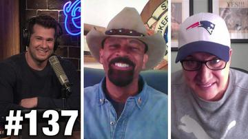 #137 TRUMP BUDGET HURRAY! Sheriff Clarke and Nick DiPaolo Guest | Louder With Crowder