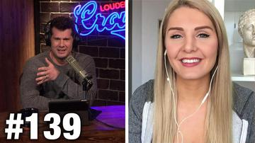 #139 MUSLIM FLIGHTS & FIREARM VIRGINS! Lauren Southern Guests | Louder With Crowder