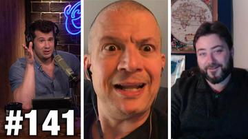 #141 Jim Norton and Sargon of Akkad Guest | Louder With Crowder