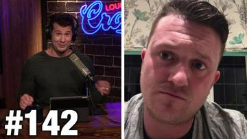 #142 MORE GAY POWER RANGERS! Tommy Robinson Guests | Louder With Crowder
