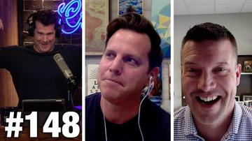 #148 NUCLEAR GORSUCH! Dave Rubin and Tim Schmidt Guest | Louder With Crowder