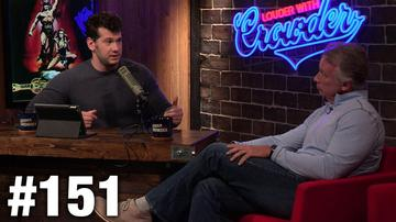 #151 DETROIT STILL SUCKS! Darrin Crowder Guests | Louder With Crowder