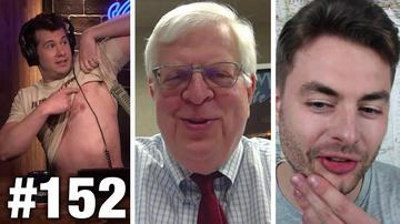 #152 KIM JUNG VS. THE WORLD! Dennis Prager and Paul Joseph Watson Guest | Louder With Crowder