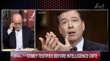 EP283 | James Comey Testimony on Trump-Russia Probe