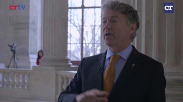 Rand Paul Interview Part 1 | Seat of Power