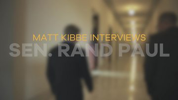 Rand Paul Interview Part 2 | Seat of Power