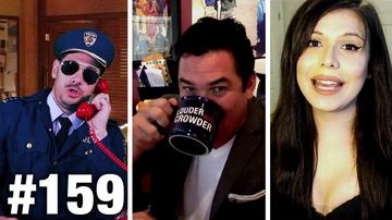 #159 SANCTUARY CITIES AND TRANNY T*TTIES! Dean Cain & Blaire White Guest | Louder With Crowder