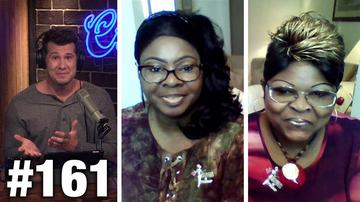 #161  Is Sexuality is choice? Bill Maher/Elizabeth Warren on Executive Power Guest: Diamond and Silk | Louder With Crowder