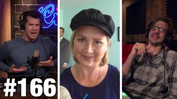 #166 BYE BYE COMEY! Courtney Kirchoff Guests | Louder With Crowder