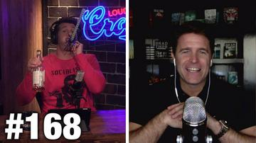 #168 Planned Parenthood Tweet, Marvel Comics, NYT Wage Gap.  Guest: Author Brad Thor