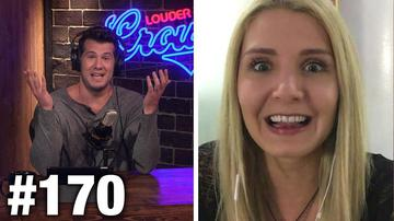 #170 SEPARATION OF CHURCH AND STATE? Lauren Southern Guests | Louder With Crowder