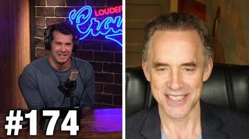 #174 BRING POST MODERNISM TO ITS KNEES! Jordan B. Peterson Uncut | Louder With Crowder