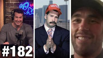 #182 Reza Aslan, Katy Perry/Deray, Joe Biden for President?, Guest:Jake Shields