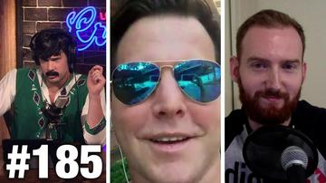 #185 Swedish Hospitals, Yoko Ono, NYT Rhetoric and Bullets, Guest:  Dave Rubin and David Cullen