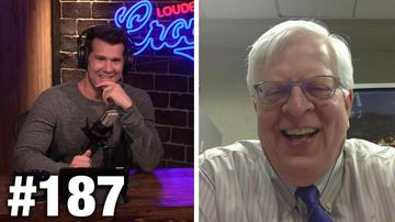#187 'PEOPLE ARE NOT BASICALLY GOOD!' (Dennis Prager Uncut) | Louder With Crowder