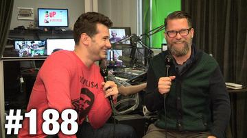 #188 Louder with Crowder in NYC and Gavin McInnes