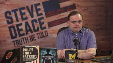 Ep47   WHERE'S THE RED LINE ON THE REPUBLICAN PARTY?   Dr. Michael Brown on religious freedom
