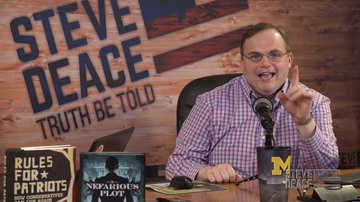 Ep53 | FAKE NEWS OR NOT | Dan Bongino joins the CR roundtable