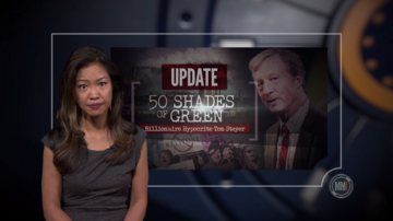 "Correction on Episode 9, ""50 Shades of Green: Billionaire Hypocrite Tom Steyer"""