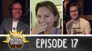 EP17 CHOCOLATE MILK COWS!   The Morning Grinders