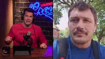 #190 BUZZFEED PERIOD BLOOD! Matt Mitrione Guests | Louder With Crowder