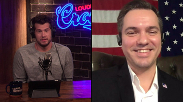 #195 'SAMANTHA BEE ISN'T LIBERAL!' Austin Petersen Guests | Louder With Crowder
