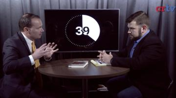 "CRTV's ""Make Me Care in 60 Seconds"" with Senator Mike Lee"