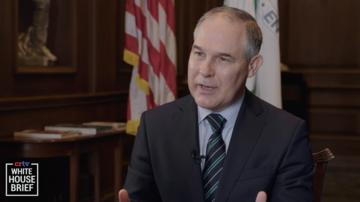 Interview: Trump EPA chief Scott Pruitt has a plan to fix Obama's mess